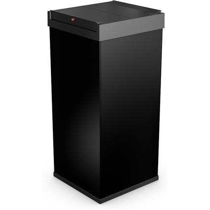 Hailo Abfalleimer Big-Box Swing 80, 80 Liter, schwarz