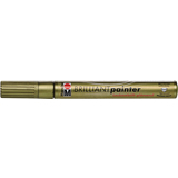 "Marabu lackmarker ""Brilliant Painter"", gold"