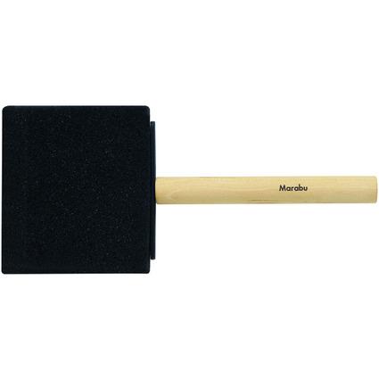 Marabu Schaumpinsel, Breite: 75 mm