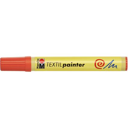 """Marabu Textilmarker """"Textil Painter"""", orange"""