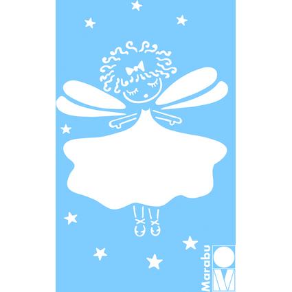 "Marabu Motivschablone ""Fairy"", 100 x 150 mm"