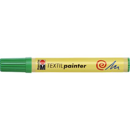 "Marabu Textilmarker ""Textil Painter"", hellgrün"