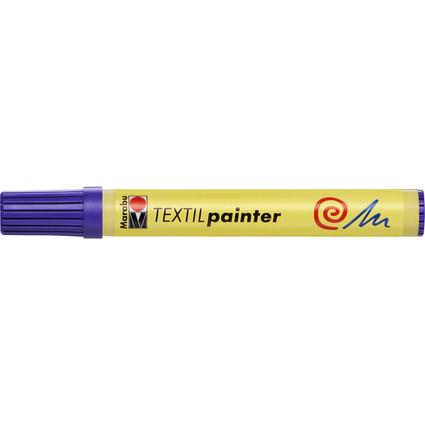 "Marabu Textilmarker ""Textil Painter"", violett"