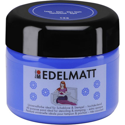 Marabu Acrylfarbe EDELMATT Colour your dreams, lapis