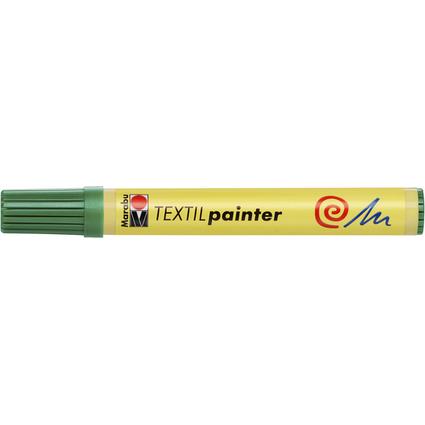 "Marabu Textilmarker ""Textil Painter"", saftgrün"