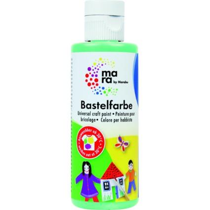 mara by Marabu Bastelfarbe, 80 ml, saftgrün