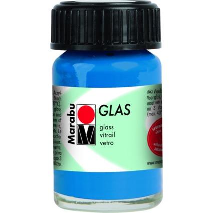 """Marabu Glasfarbe """"Glas"""", enzian, 15 ml"""