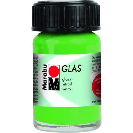 """Marabu Glasfarbe """"Glas"""", hellgrün, 15 ml"""
