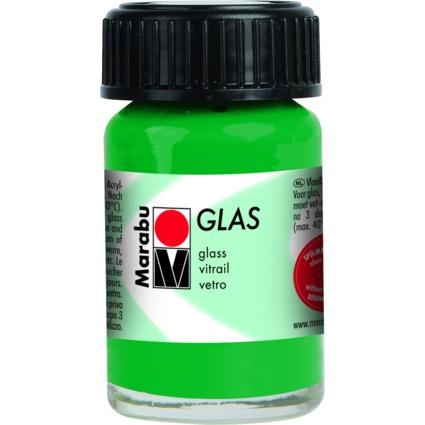 "Marabu Glasfarbe ""Glas"", dunkelgrün, 15 ml"