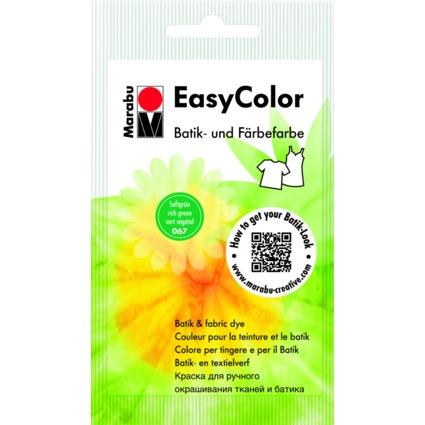 """Marabu Batik- und Färbefarbe """"EasyColor"""", 25 g, saftgrün"""