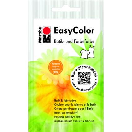 "Marabu Batik- und Färbefarbe ""EasyColor"", 25 g, mandarine"