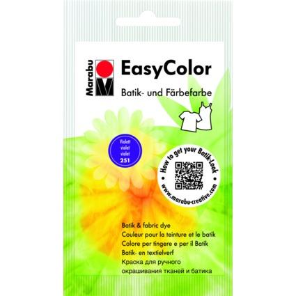 """Marabu Batik- und Färbefarbe """"EasyColor"""", 25 g, violett"""
