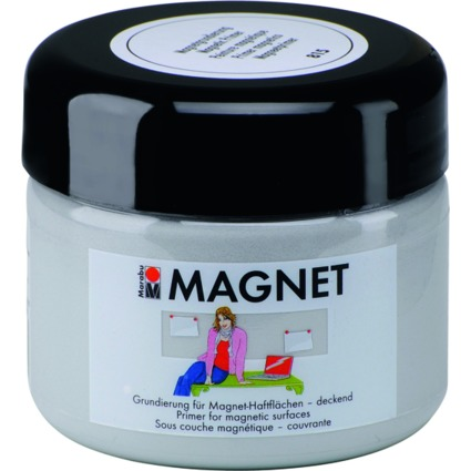 Marabu Magnetfarbe Colour your dreams, grau, 225 ml