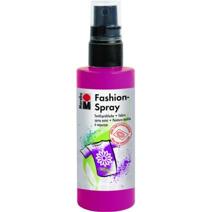 "Marabu Textilsprühfarbe ""Fashion-Spray"", himbeere, 100 ml"