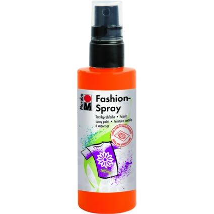 "Marabu Textilsprühfarbe ""Fashion-Spray"", rotorange, 100 ml"