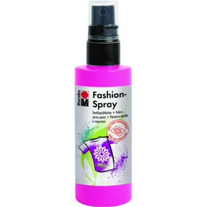 "Marabu Textilsprühfarbe ""Fashion-Spray"", pink, 100 ml"