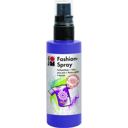 "Marabu Textilsprühfarbe ""Fashion-Spray"", pflaume, 100 ml"