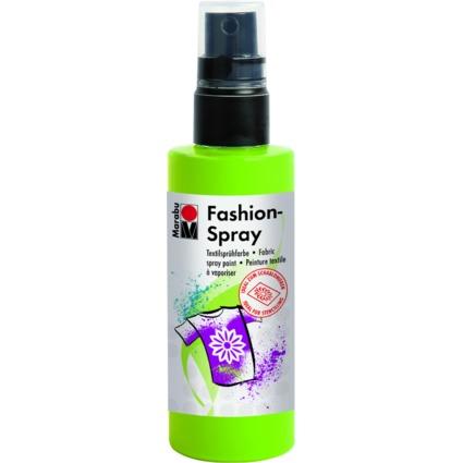 "Marabu Textilsprühfarbe ""Fashion-Spray"", resedagrün, 100 ml"