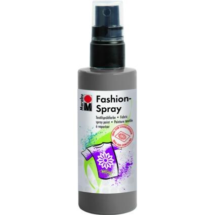 "Marabu Textilsprühfarbe ""Fashion-Spray"", grau, 100 ml"