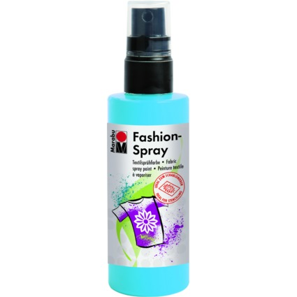 "Marabu Textilsprühfarbe ""Fashion-Spray"", himmelblau, 100 ml"