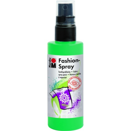 "Marabu Textilsprühfarbe ""Fashion-Spray"", minze, 100 ml"
