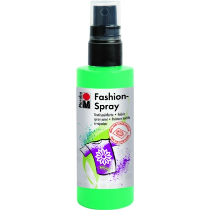"Marabu Textilsprühfarbe ""Fashion-Spray"", apfelgrün, 100 ml"