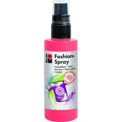"Marabu Textilsprühfarbe ""Fashion-Spray"", flamingo, 100 ml"