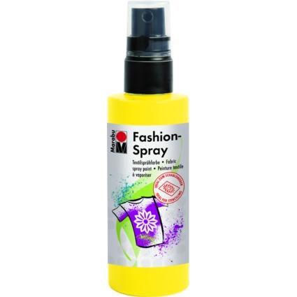 "Marabu Textilsprühfarbe ""Fashion-Spray"", sonnengelb, 100 ml"