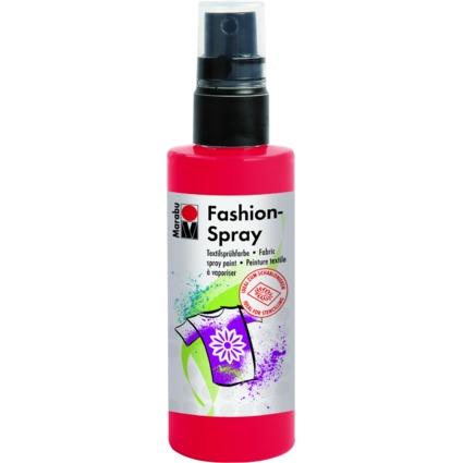 "Marabu Textilsprühfarbe ""Fashion-Spray"", rot, 100 ml"