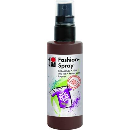 "Marabu Textilsprühfarbe ""Fashion-Spray"", kakao, 100 ml"