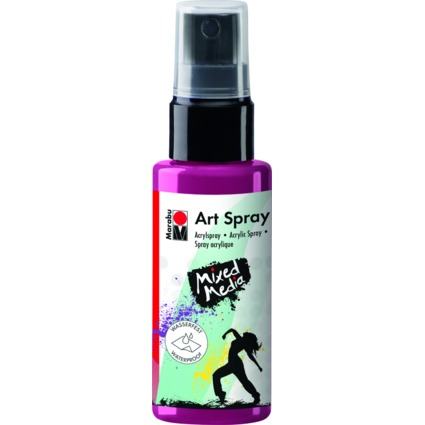 "Marabu Acrylspray ""Art Spray"", 50 ml, himbeere"