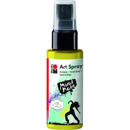 "Marabu Acrylspray ""Art Spray"", 50 ml, zitron"