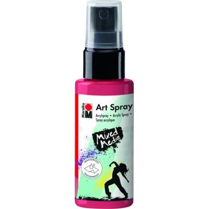"Marabu Acrylspray ""Art Spray"", 50 ml, kirschrot"