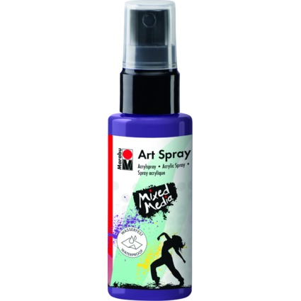 "Marabu Acrylspray ""Art Spray"", 50 ml, pflaume"