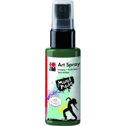 "Marabu Acrylspray ""Art Spray"", 50 ml, khaki"