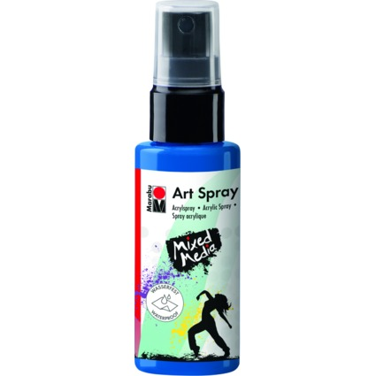 "Marabu Acrylspray ""Art Spray"", 50 ml, enzian"