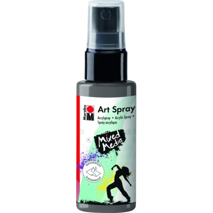 "Marabu Acrylspray ""Art Spray"", 50 ml, grau"