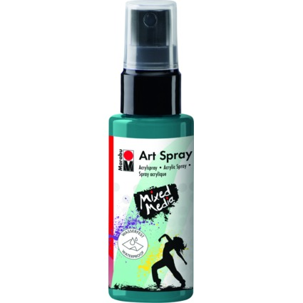 "Marabu Acrylspray ""Art Spray"", 50 ml, petrol"