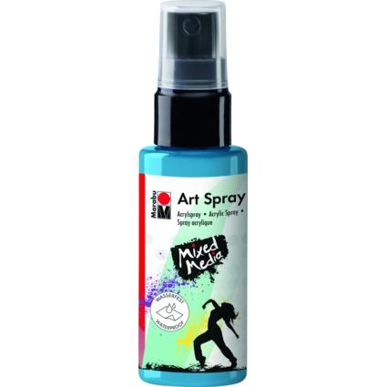 """Marabu Acrylspray """"Art Spray"""", 50 ml, himmelblau"""