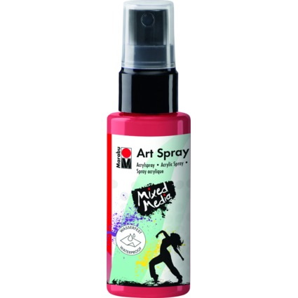 "Marabu Acrylspray ""Art Spray"", 50 ml, flamingo"