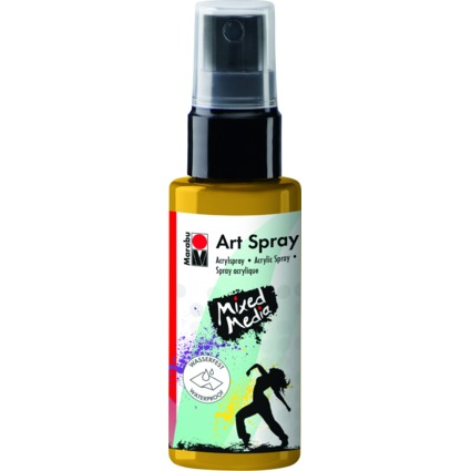"Marabu Acrylspray ""Art Spray"", 50 ml, sonnengelb"
