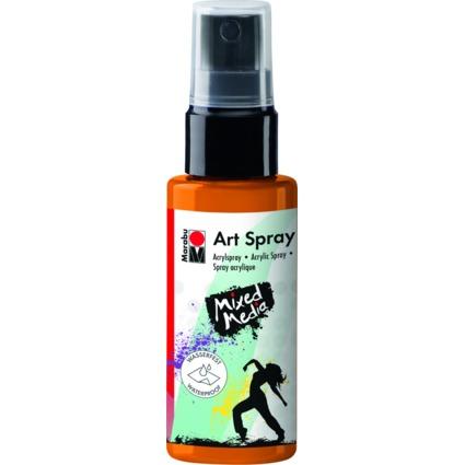 "Marabu Acrylspray ""Art Spray"", 50 ml, mandarine"