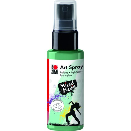 "Marabu Acrylspray ""Art Spray"", 50 ml, aquamarin"