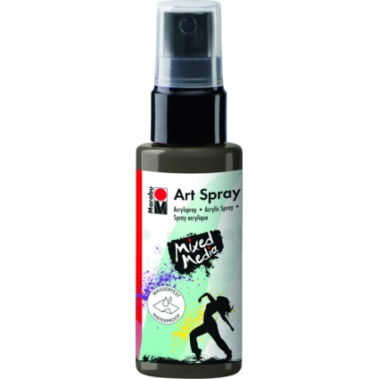 "Marabu Acrylspray ""Art Spray"", 50 ml, kakao"