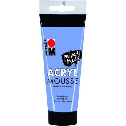 """Marabu Pastell-Acrylpaste """"ACRYL MOUSSE"""", 100 ml, flieder"""