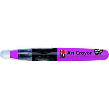 "Marabu Aquarell-Wachsmalstift ""Art Crayon"", himbeere"