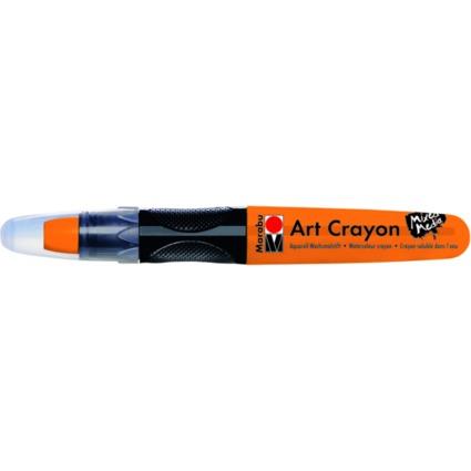 "Marabu Aquarell-Wachsmalstift ""Art Crayon"", orange"