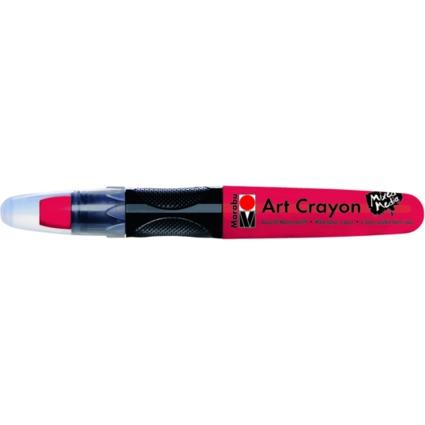 "Marabu Aquarell-Wachsmalstift ""Art Crayon"", kirschrot"