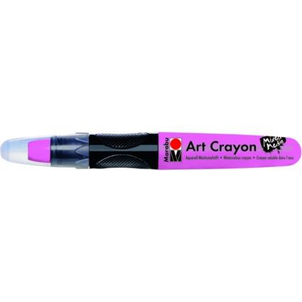 "Marabu Aquarell-Wachsmalstift ""Art Crayon"", rosa"