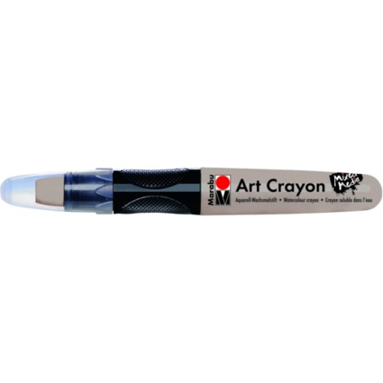 "Marabu Aquarell-Wachsmalstift ""Art Crayon"", silber"
